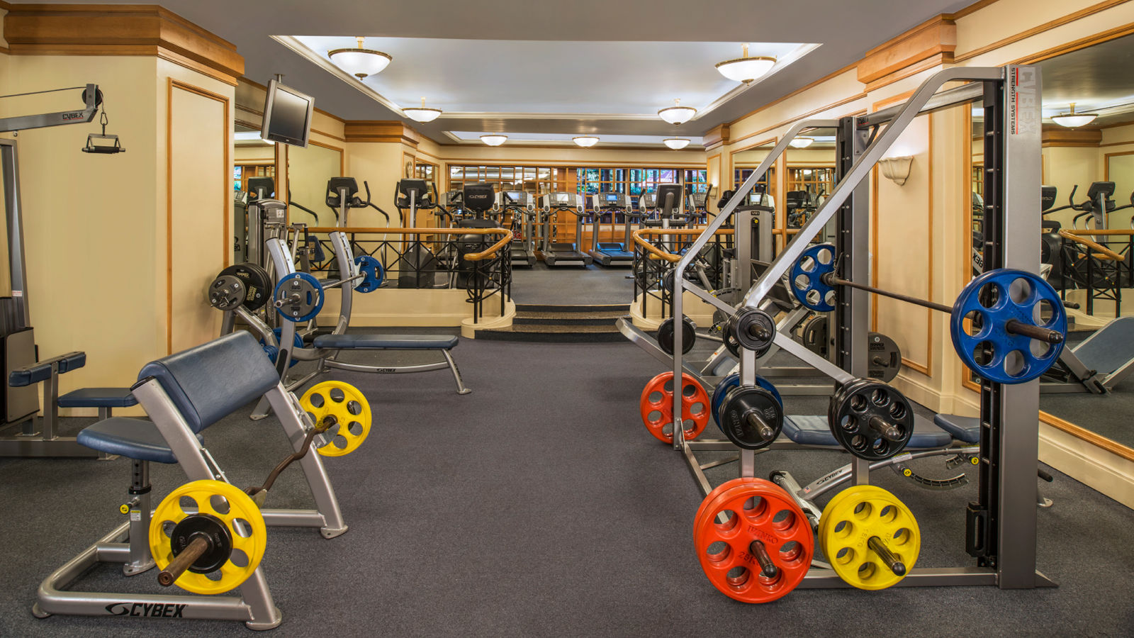 Sheraton Grande Sukhumvit- The Fitness Club