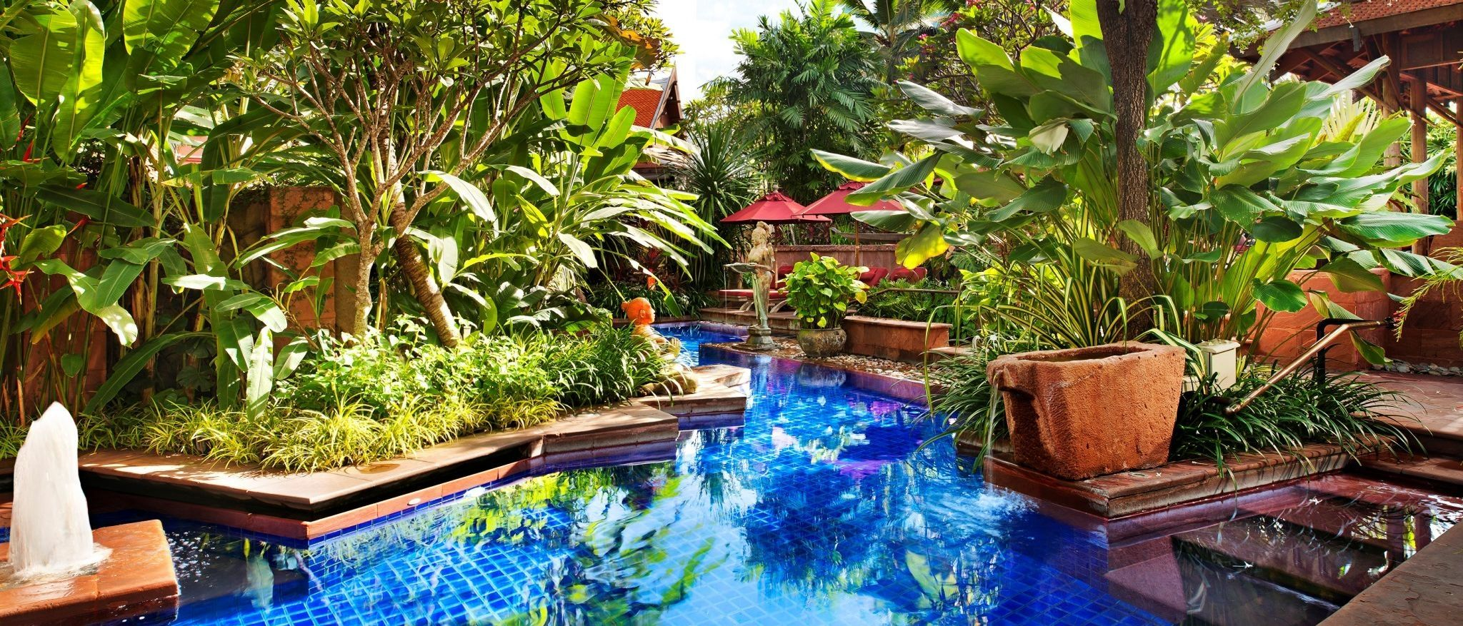 Sheraton Grande Sukhumvit- Swimming Pool
